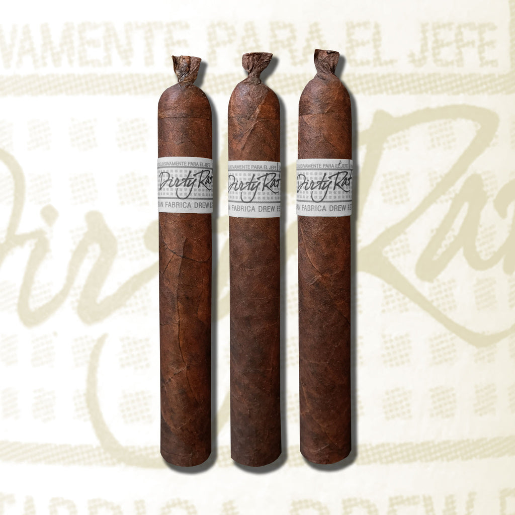 Dirty Rat 3 Pack (CigarPimp Limited Deal)
