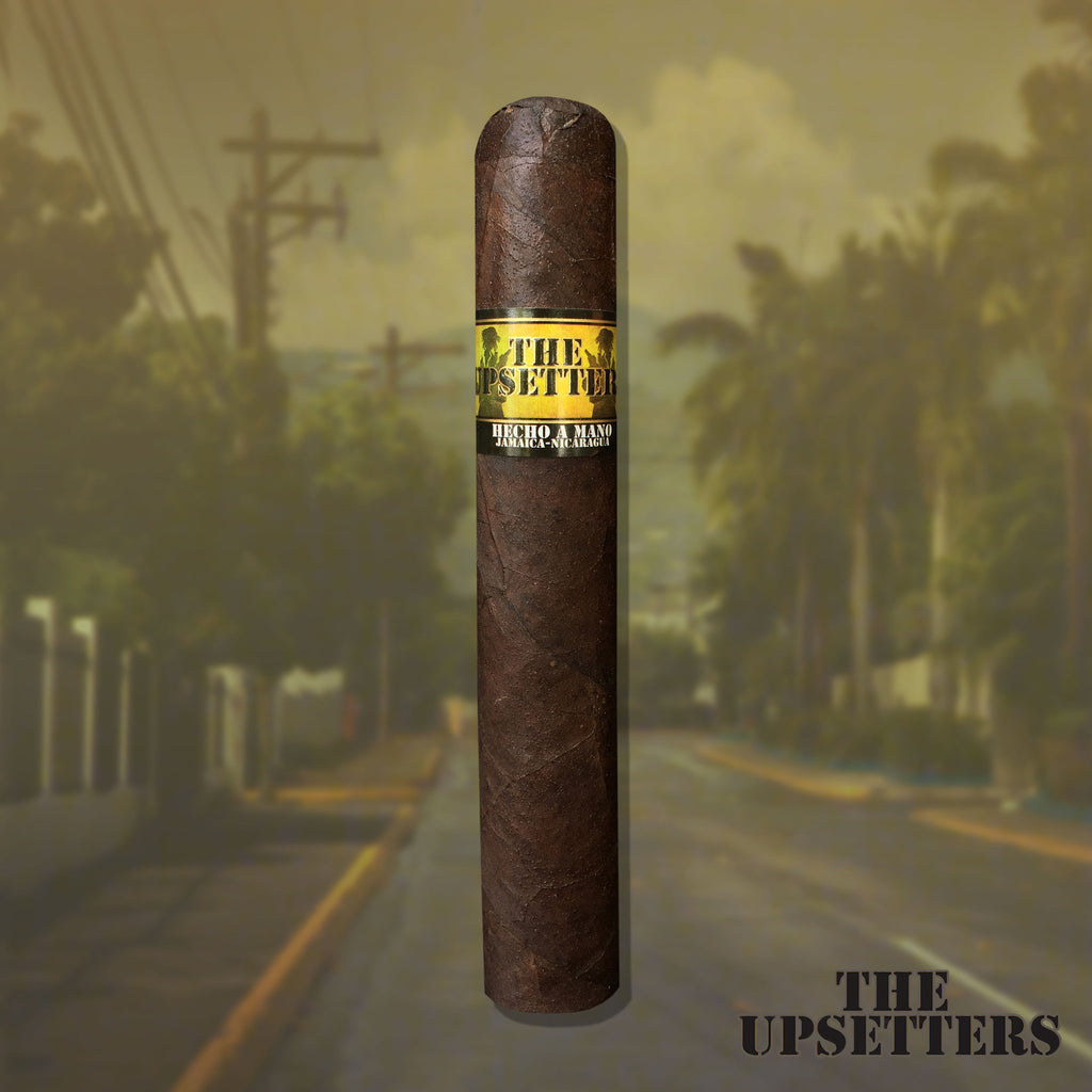 The Upsetters The Original Rude Boy (6 x 60) Cigar by Foundation Cigar Co.