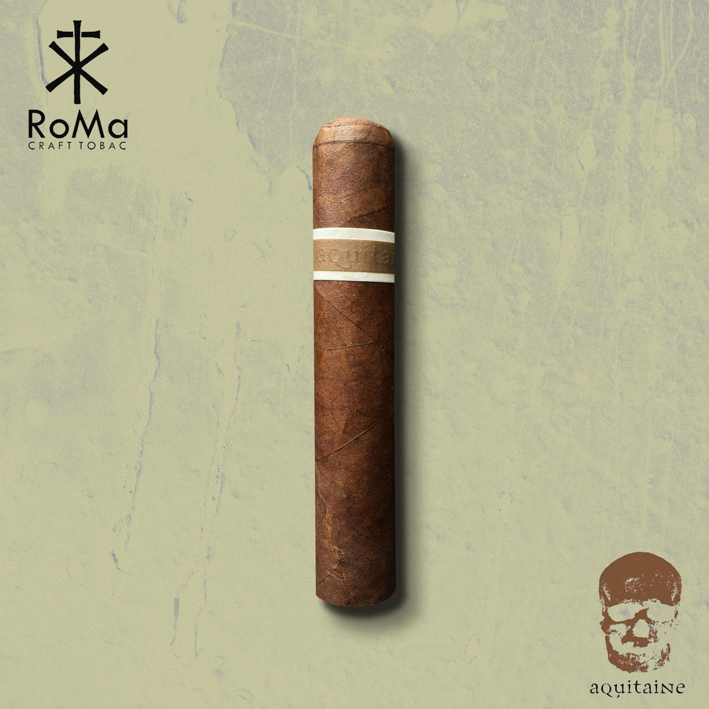 "Aquitaine ""The EMH"" (5 x 56) Cigar by RoMa Craft Cigars"