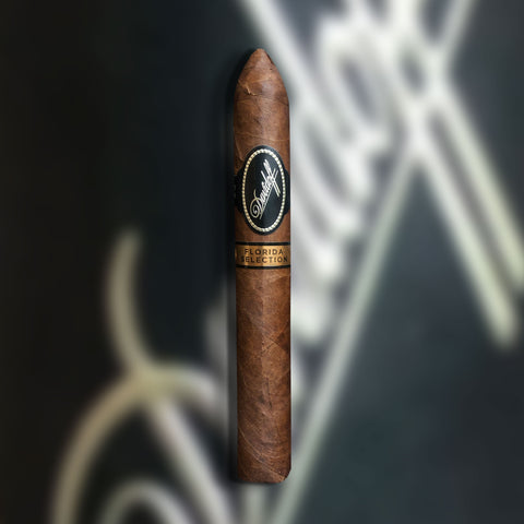2018 Florida Selection Torpedo (6 x 52) Cigar by Davidoff Cigars