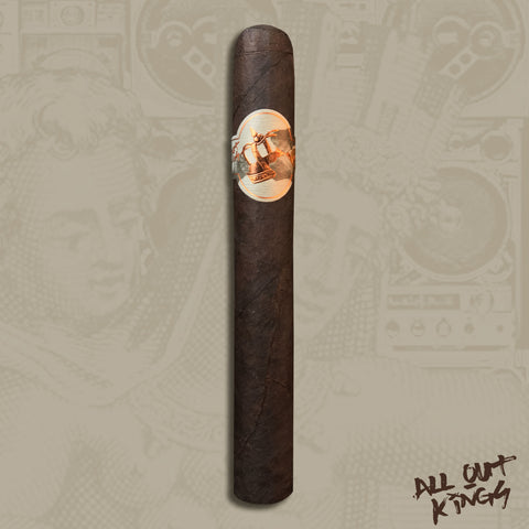 All Out Kings Foreverlast Toro (6.5 x 52) Cigar by Caldwell Cigars & Drew Estate