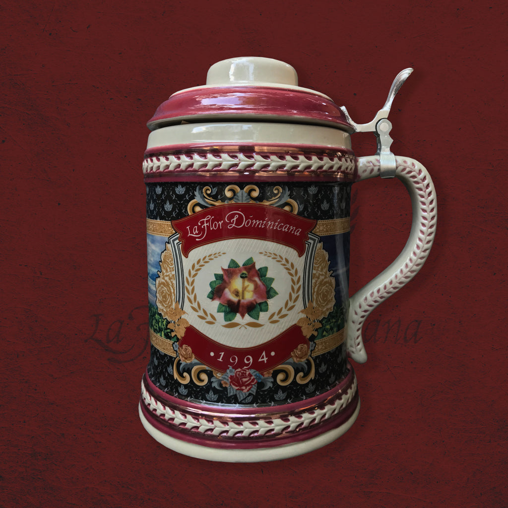 1994 Beer Stein (6 x 54, 20 Cigars) by La Flor Dominicana