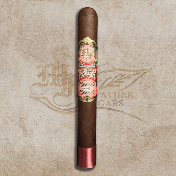 Garcia & Garcia (6.75 x 54) by My Father Cigars (WHOA) (Back in Stock!)
