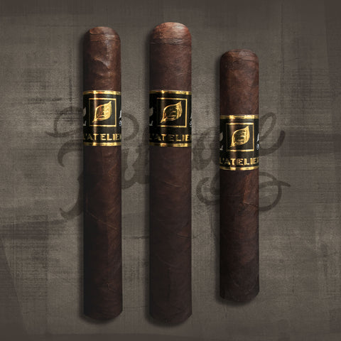 L'Atelier Identité 3 Cigar Collection (All 3 sizes)