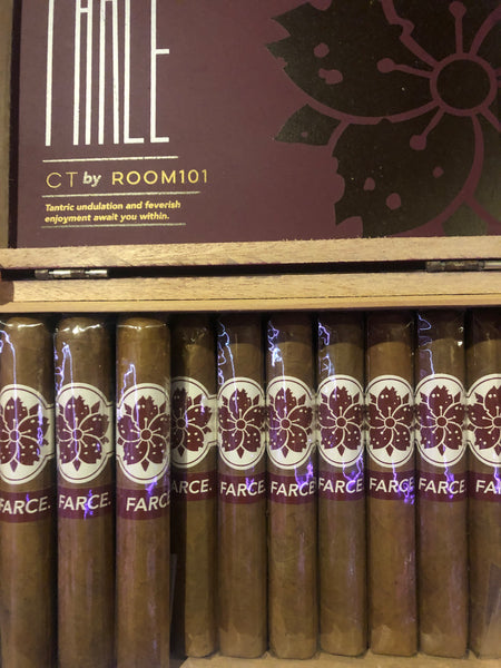 Farce CT Short Corona (4.875 x 46) Cigar by Room 101