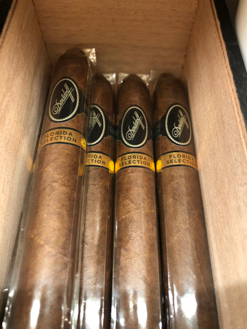 2018 Florida Selection Belicoso (6 x 52) Cigar by Davidoff