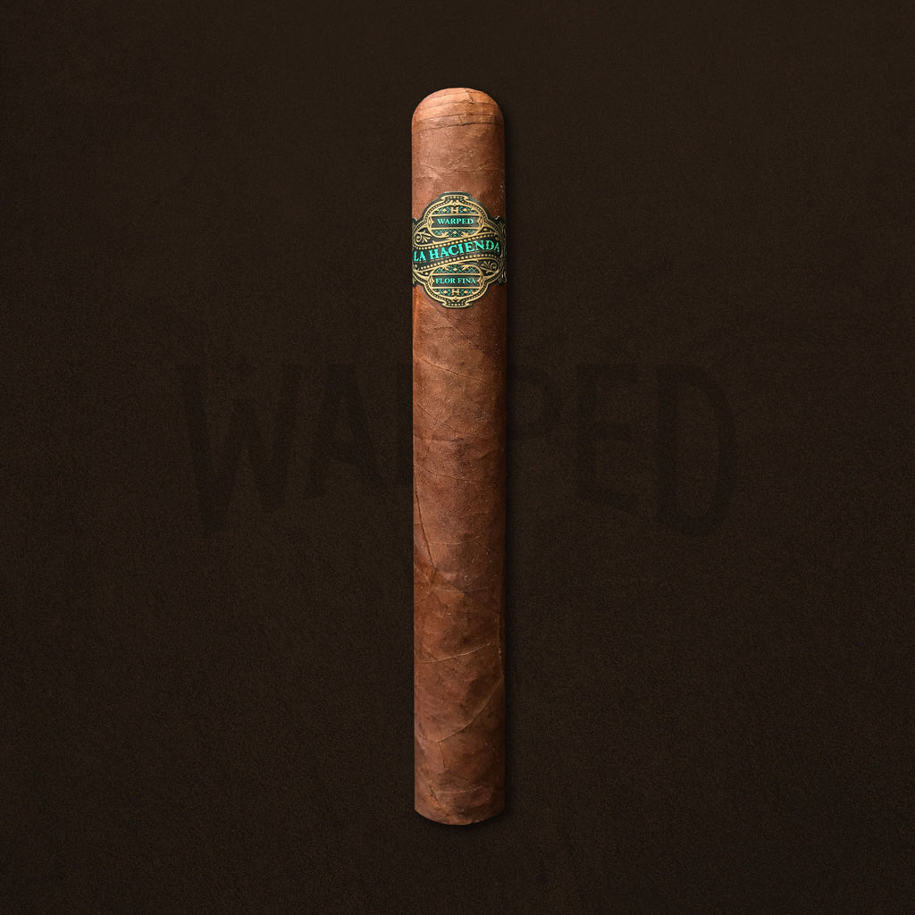La Hacienda Superiores (5.625 x 46) Cigar by Warped Cigars