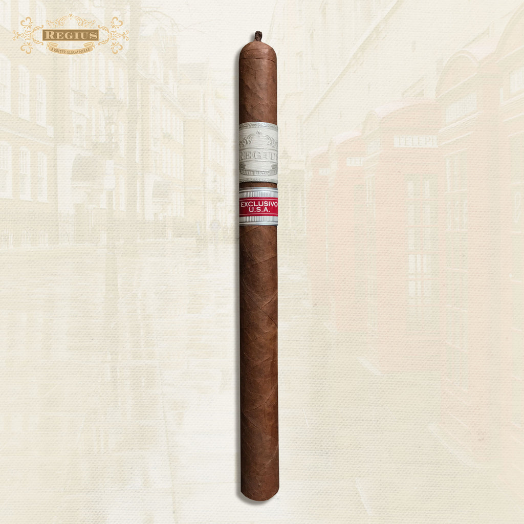 Exclusivo USA Claro Especial Lancero Extra (7.5 x 42) Cigar by Regius Cigars
