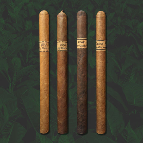 Leaf Lancero 4 Cigar Sampler by Leaf by Oscar