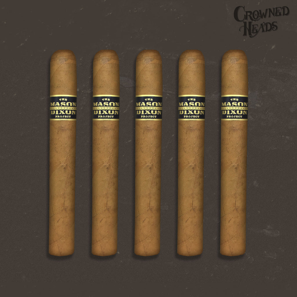 ON SALE!! Crowned Heads Mason Dixon Southern Edition 5 Pack!