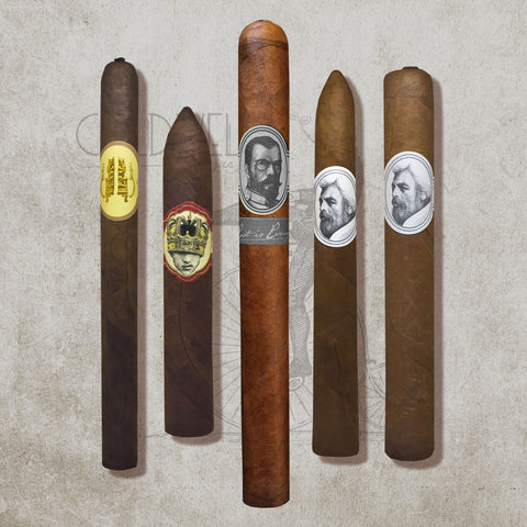 2015 NEW Caldwell Sizes + Last Tsar Sampler