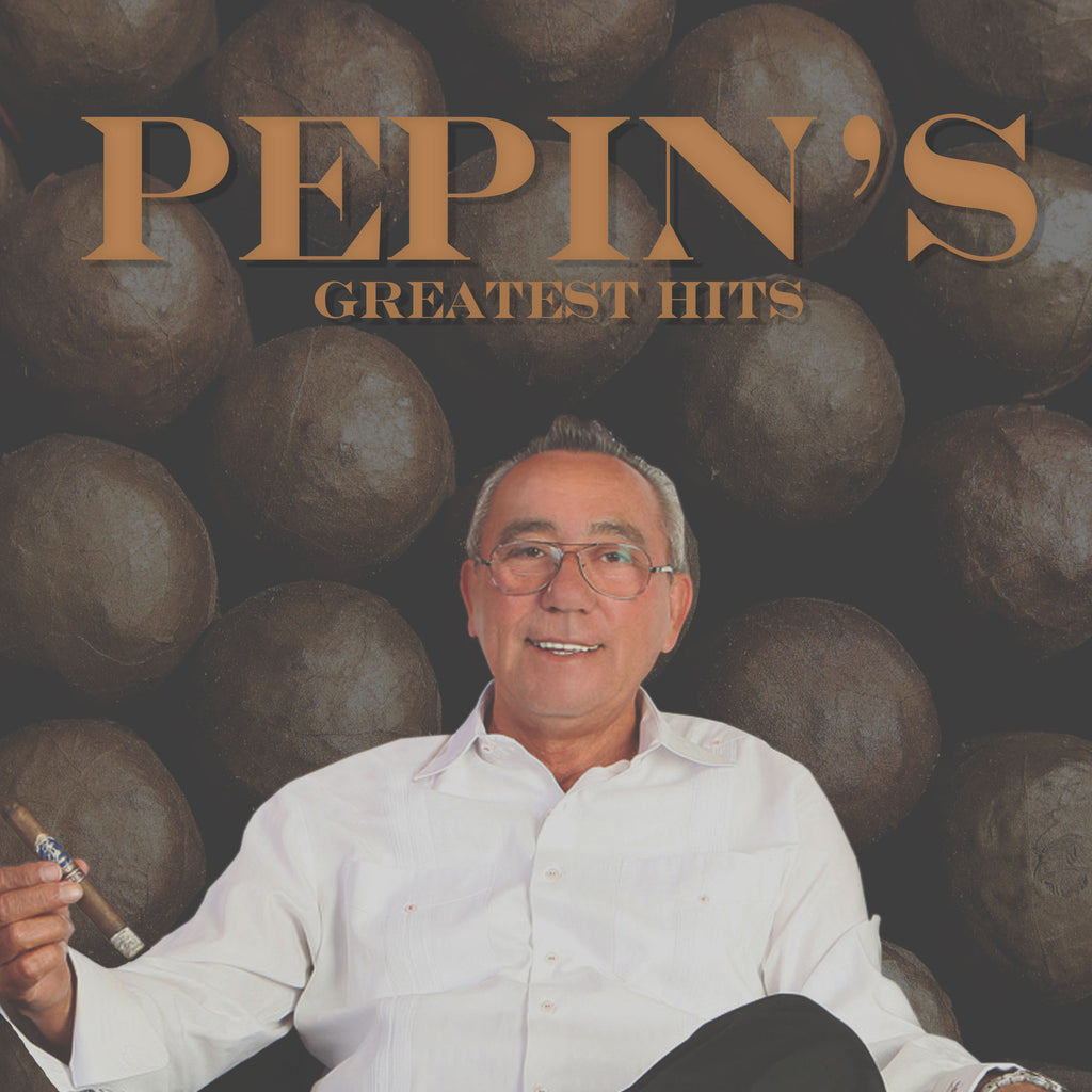 Pepin's Greatest Hits (5 Cigars) Sampler