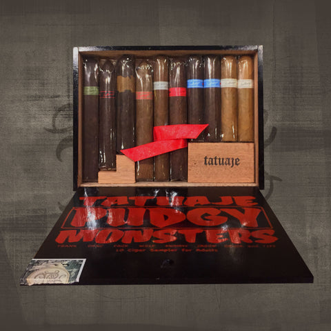Tatuaje Pudgy Monsters 10 Count Cigar Sampler
