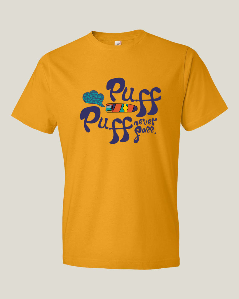 Puff Puff Never Pass T-Shirt