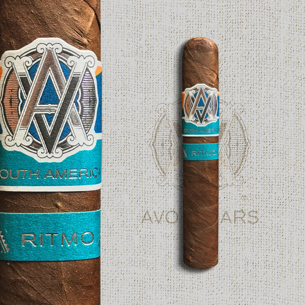 Syncro Ritmo South America Robusto (5 x 50) Cigar by AVO Cigars