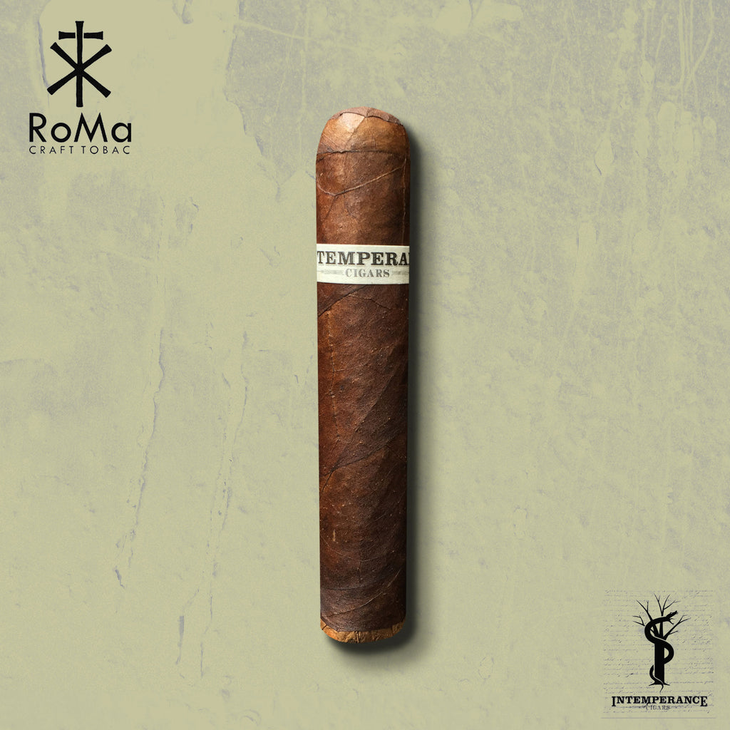 "Intemperance BA XXI ""The Avarice"" (4.5 x 52) Cigar by RoMa Craft Cigars"