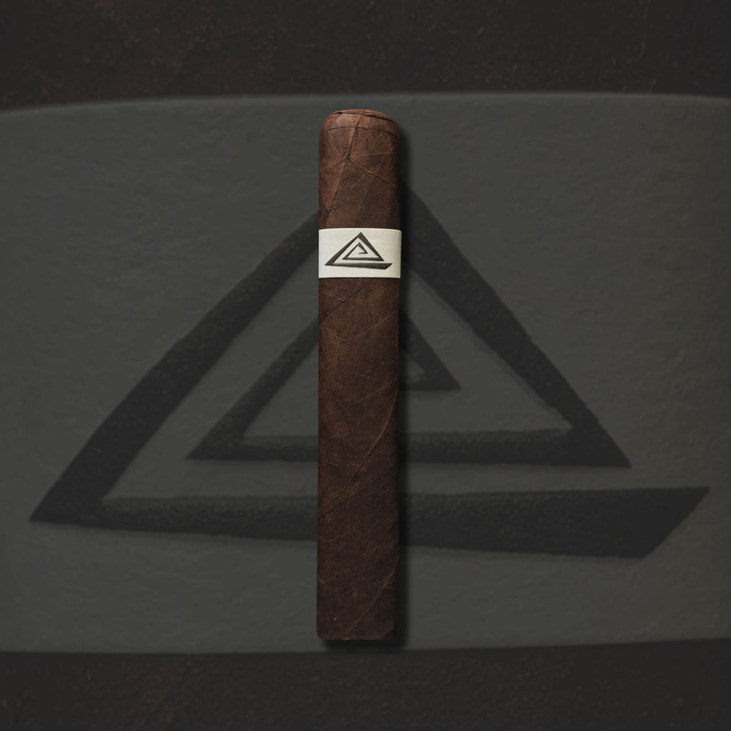 Fourth Prime Mersenne Robusto (5.25 x 56) Cigar by Fable Cigars