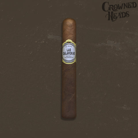 Crowned Heads Las Calaveras Robusto LC50 2015