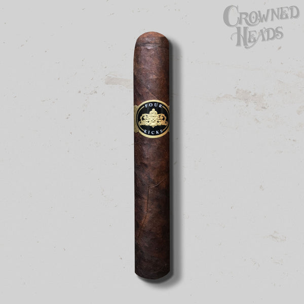 Four Kicks Maduro Robusto Extra (5.5 x 56) Cigar by Crowned Heads
