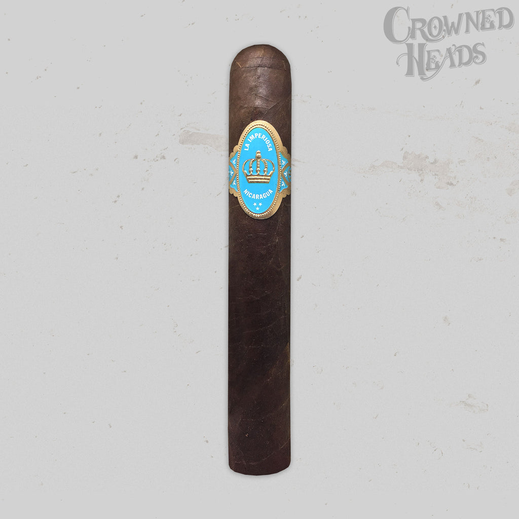 La Imperiosa Double Robusto Cigar by Crowned Heads