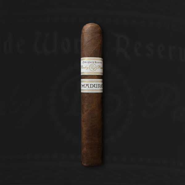 Olde World Reserve Maduro Robusto (5.5 x 54) Cigar by Rocky Patel Cigars