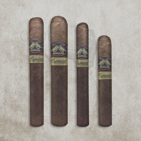 Murcias Especial 4 Cigar Sampler Iberian Express by Caldwell Cigars