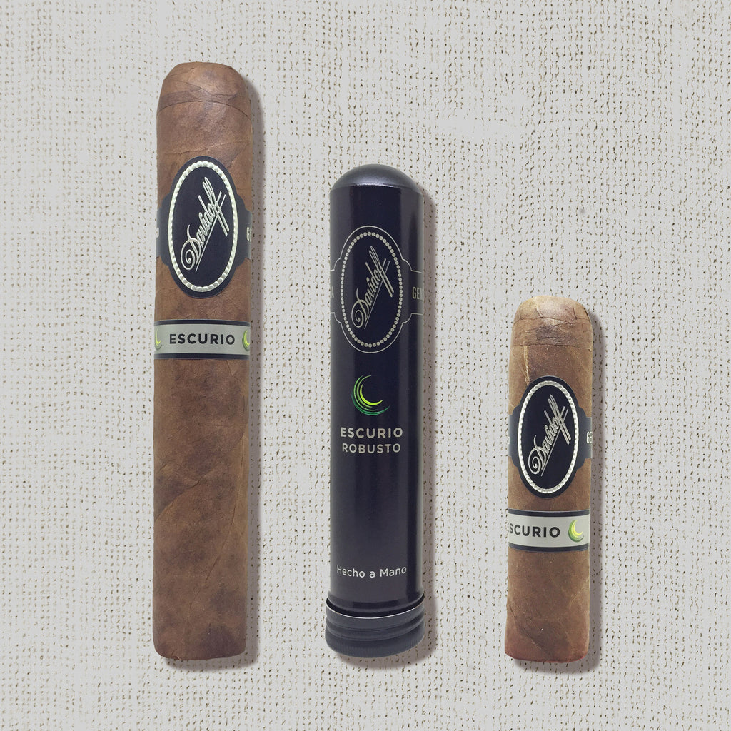 Davidoff Escurio Cigar Sampler Pack