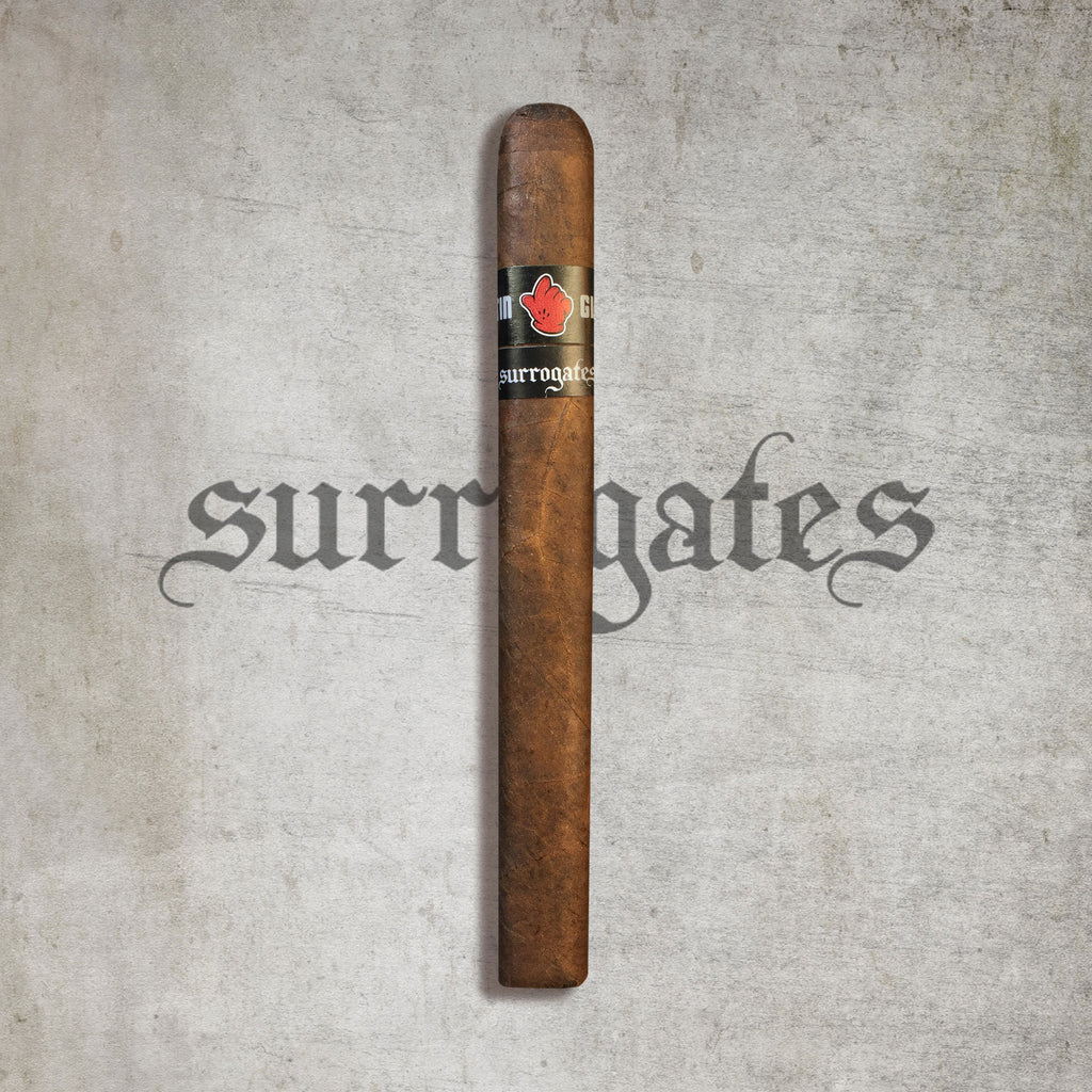 Satin Glove Surrogates Cigar (7 x 47) by Pete Johnson