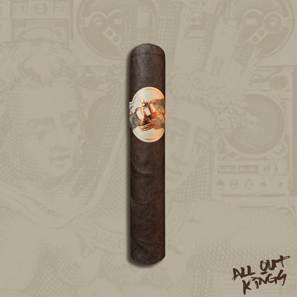 "All Out Kings ""Smash"" Robusto (5 x 52) Cigar by Caldwell Cigars & Drew Estate"