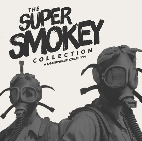 """Super Smokey"" 5 Cigar Collection (The ""smokiest"" cigars available) (SALE!)"