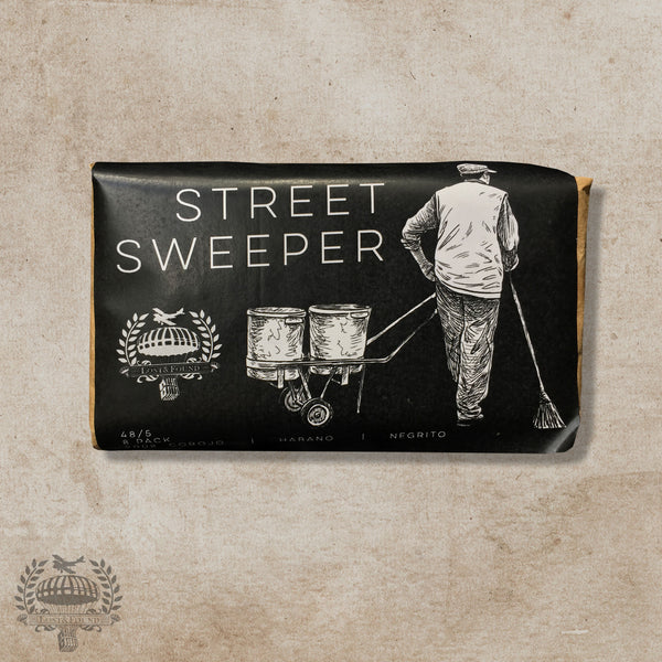 Streetsweeper 5 x 48 (8 Pack) by Lost & Found Cigars