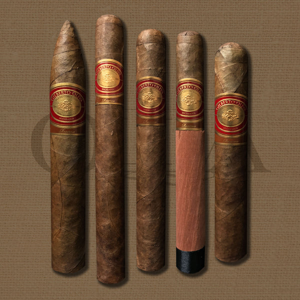 Gilberto Reserva Sumatra 5 Cigar Collection by Oliva Cigars
