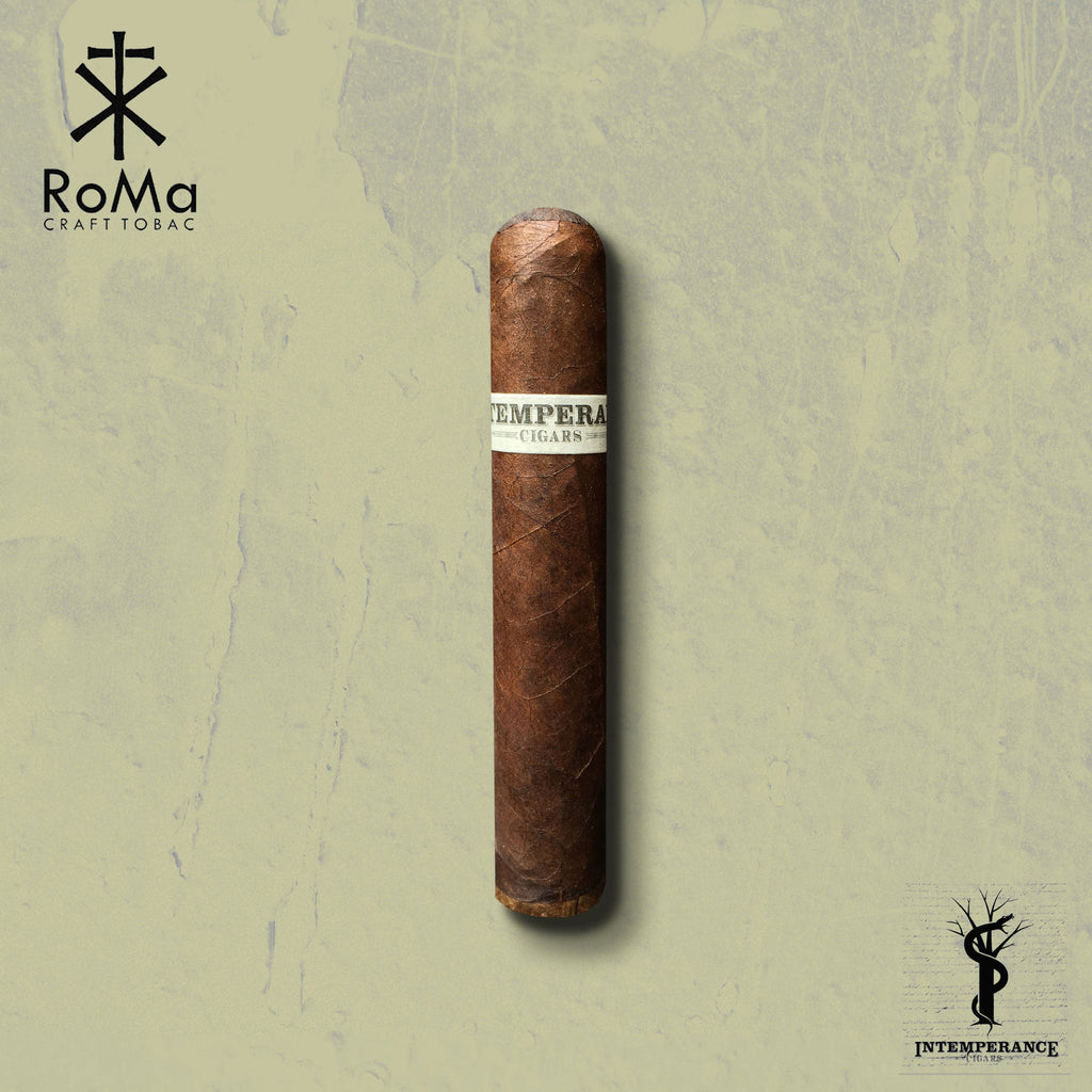"Intemperance BA XXI ""The Intrigue"" (4 x 46) Cigar by RoMa Craft Cigars"