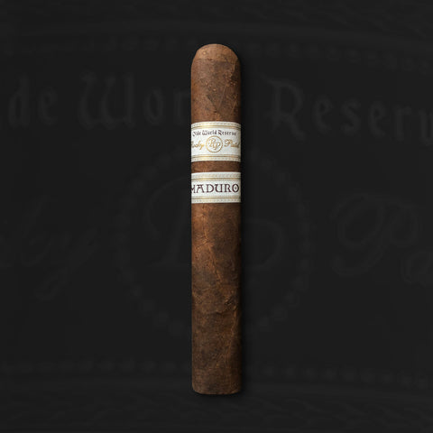 Olde World Reserve Maduro Sixty (6 x 60) Gordo Cigar by Rocky Patel Cigars