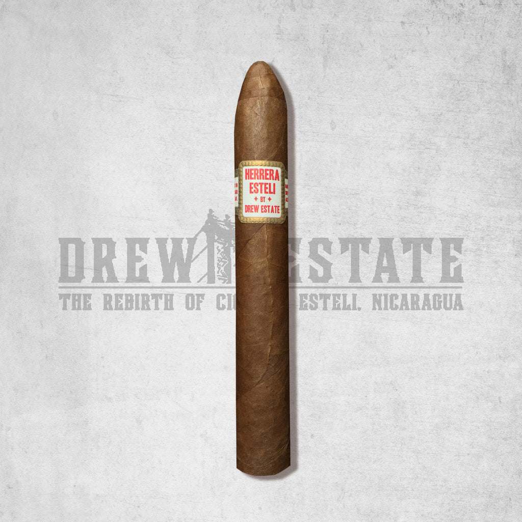 Herrera Esteli Pyramide Fino (6 x 52) Cigar by Drew Estate