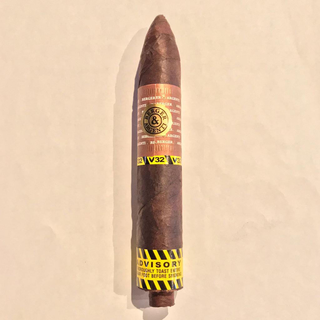 Berger & Argenti V32 Torpedo Cigar (RARE) (NO LONGER PRODUCED!)