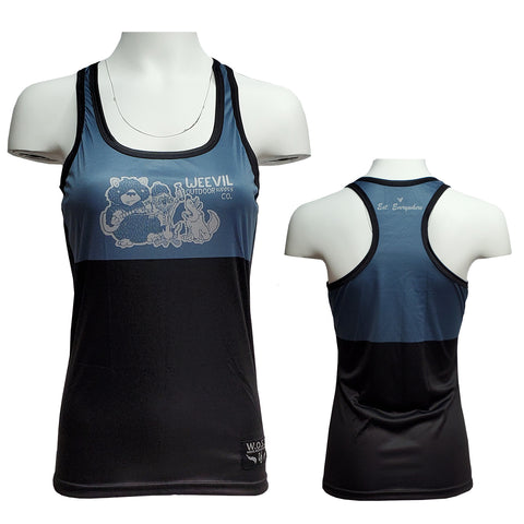 Campfire Friends Tech Tank // Womens