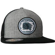 Cherokee Hat // Heather / Black