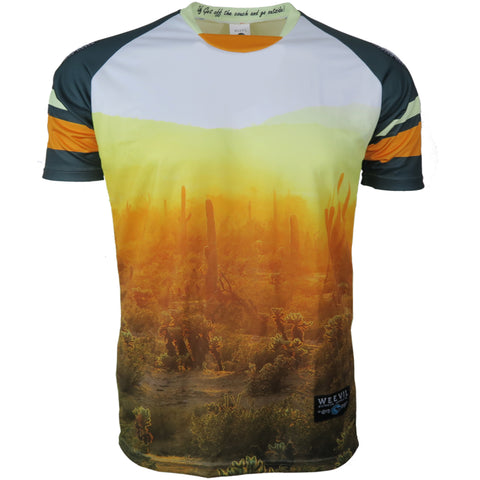 DESERT SHREDDER JERSEY // SHORT SLEEVE