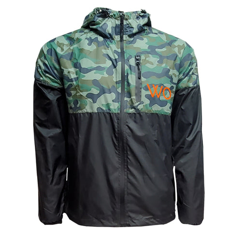 WO Elytra Ride Jacket //  Pack Light // Camo