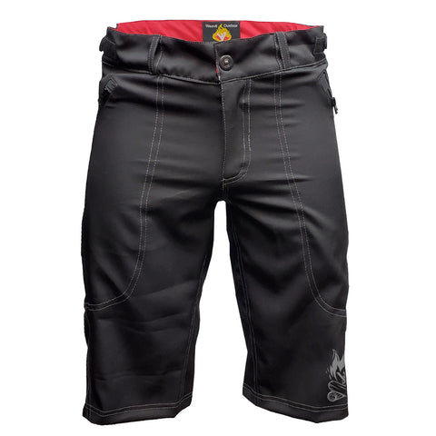 FIREBALL SHORT // MTB DH // BLACK *NEW ITEM*