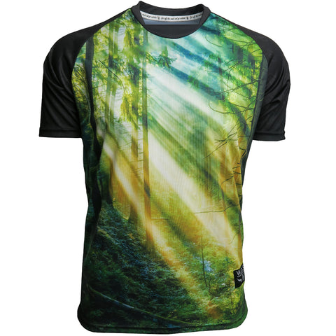 FOREST HARMONY JERSEY // SHORT SLEEVE