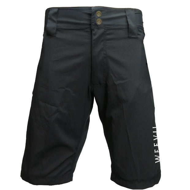 OK RIDE SHORTS // MTB // BLACK