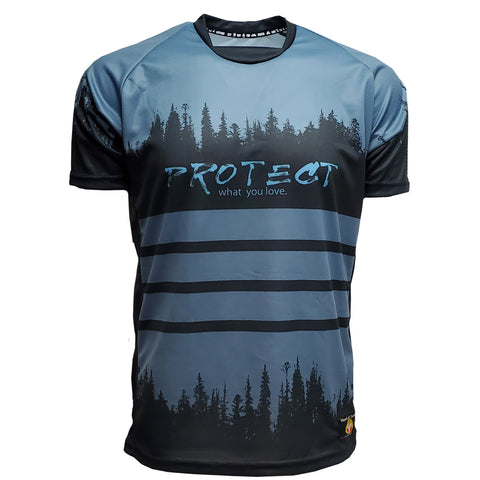 PROTECT JERSEY // 100% RECYCLED FABRIC // MENS