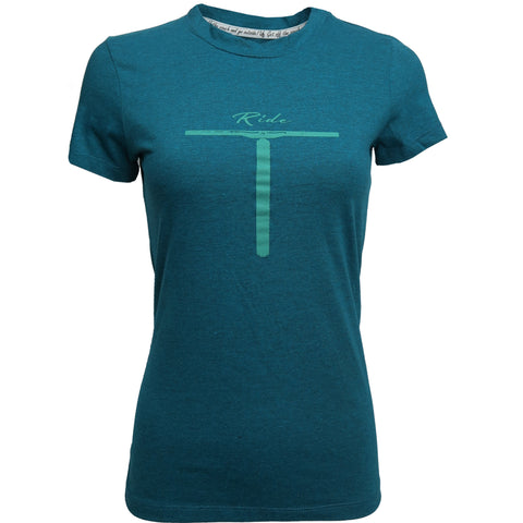 Ride T // Women // Turquoise