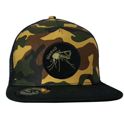 Skeeter Tool Hat // Camo / Black