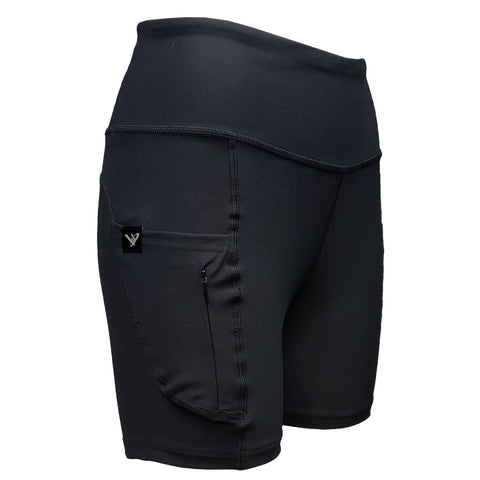 WOMEN'S HELIUM SHORT  //  YOGA // RUN // RIDE