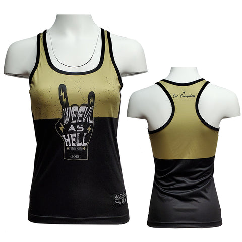 Weevil as Hell Tech Tank // Women