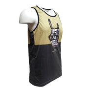 WEEVIL AS HELL TANK TOP // MTB JERSEY