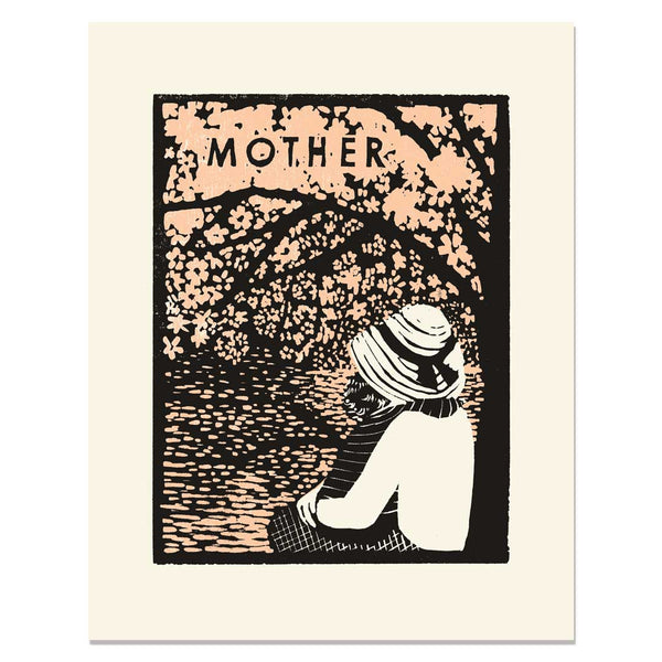 Mother </h6>Art Print